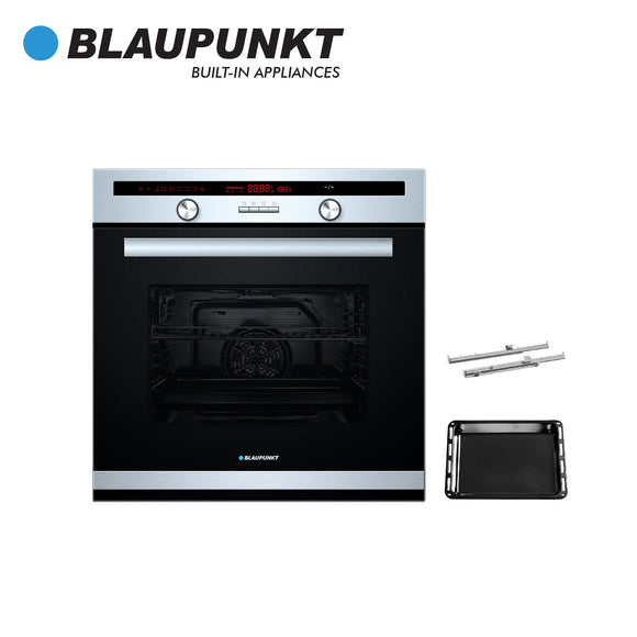 BLAUPUNKT 5B36NO250GB OVEN 59.5X59X57.5 CM - BLACK - BLAU5B36NO250GB