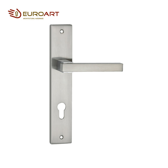 LEVER ON BACKPLATE - EBAR1040.72 SN