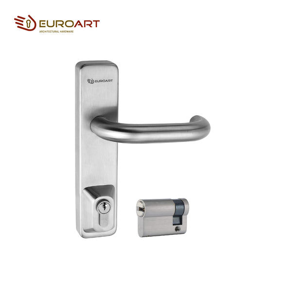 EXTERNAL LEVER LOCK WITH SINGLE CYLINDER LOCK - EAD 230