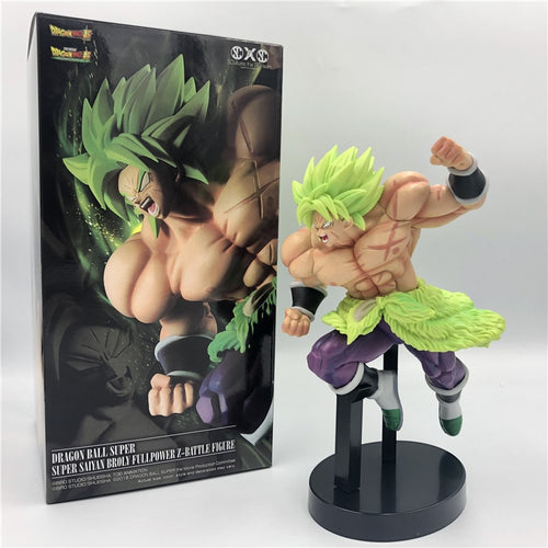 Dragon Ball Z - Action Figure Super Broly 24cm