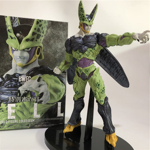 Dragon Ball Z - Action Figure Cell 18cm