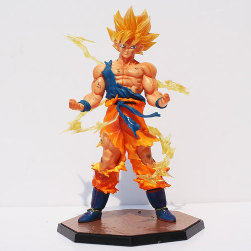 Dragon Ball Z - Action figure Goku Super Saiyajin 18cm