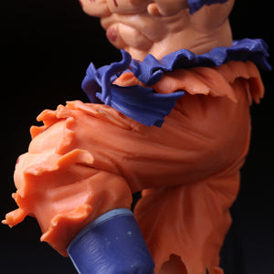 Dragon Ball Super - Action Figures Goku e  Bardock 23cm