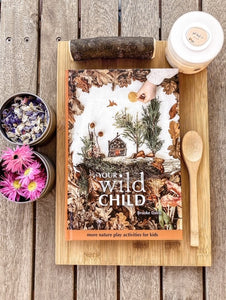 'Your Wild Child' Nature Play Set