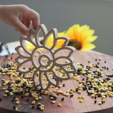 Sunflower Cutter