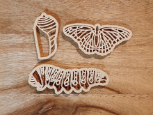 Load image into Gallery viewer, PREORDER Butterfly Life Cycle Eco Cutter