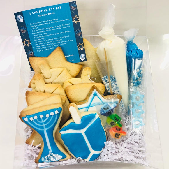 Hanukkah Cookie Decorating Kit