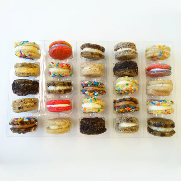 25 Cookie Sandwich Assortment