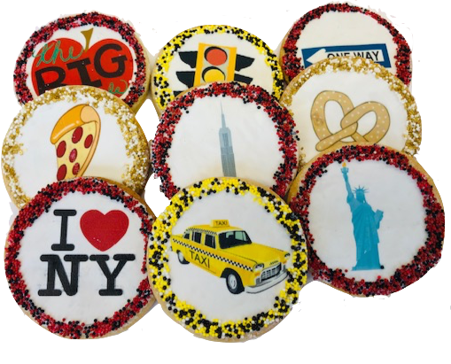 New York City Sugar Cookies