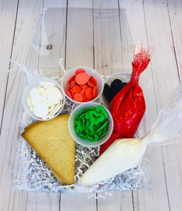"""Pizza"" Cookie Decorating Kit- nut free"