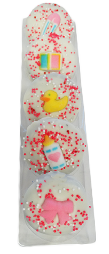 Baby Trinkets Chocolate Covered Oreos