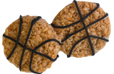 Rice Krispy Treat Basketballs