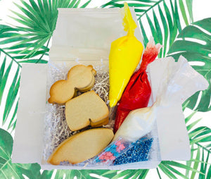 Surf's Up Cookie Decorating Kit - nut free