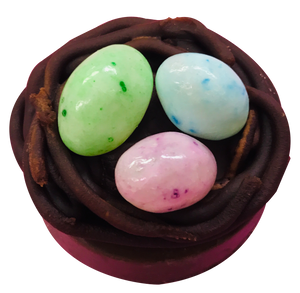 Easter Birds Nest Chocolate Covered Oreos