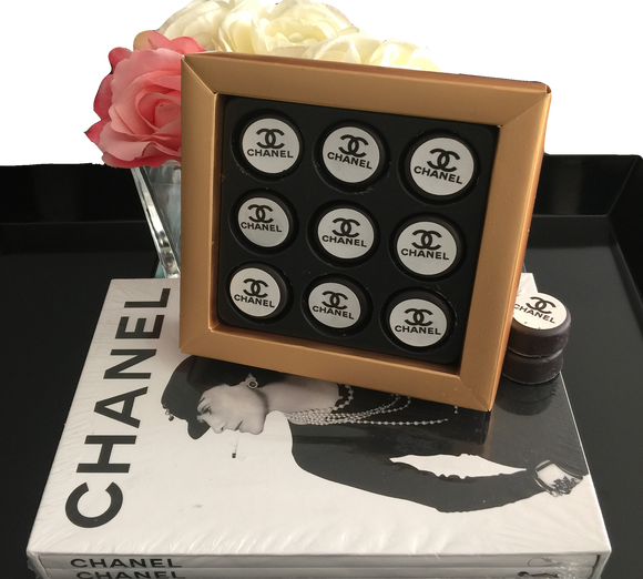 Chanel mini oreos