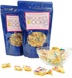 Sugar Cookie with Sprinkles Cookie Bites