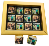 Custom Image Cookie Gift Box