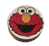 Elmo Chocolate Covered Oreo