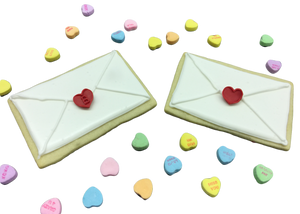 Love Letter Cookies