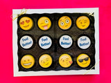 """Feel Better"" Chocolate Covered Oreo Gift Box"