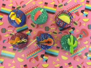 Fiesta Chocolate Covered Oreos