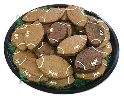 Brownie Footballs