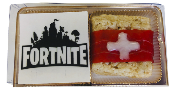 Fortnite Rice Krispy Treat 2 Pack