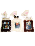 Custom Chocolate Baby Picture Frame with Image