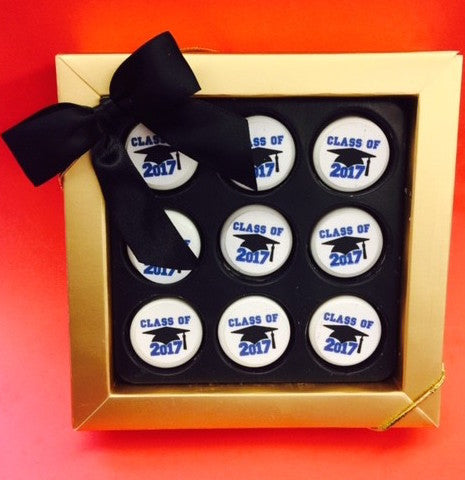Graduation Mini Oreos Gift Box