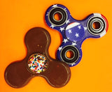 Chocolate Fidget Spinner