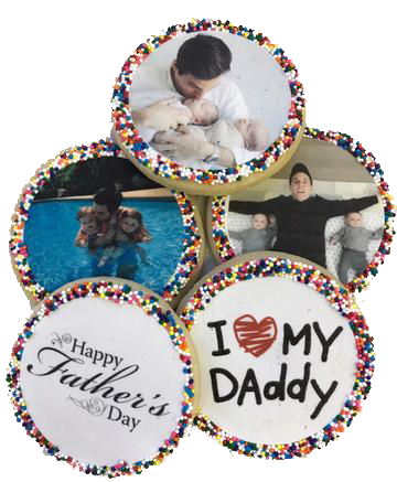Father's Day Cookie Assortment With Images