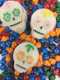 Chocolate Covered Mini Oreo Skulls