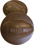 Football Design Chocolate Covered Oreos