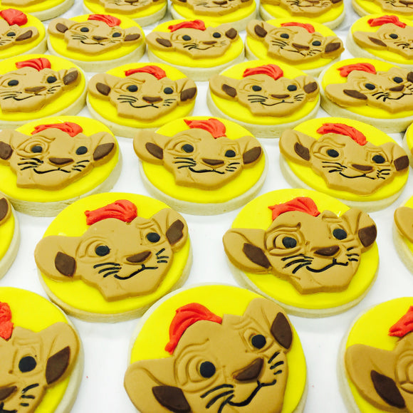 Lion Guard - Kion Cookies