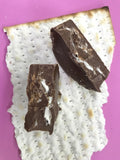 Passover Chocolate Covered Matzoh Snacks