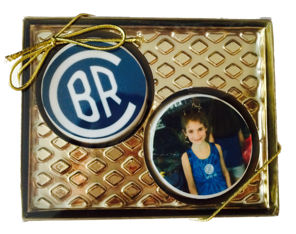 Custom Camp Images Chocolate Covered Oreos