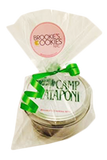 Mini Tie Dye Cookies Jar With Customizable Camp Logo