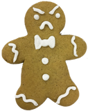 Emotional Gingerbread Man Cookies & How-To Guide