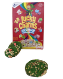 """Lucky Charms"" St. Patrick's Day Cookies"