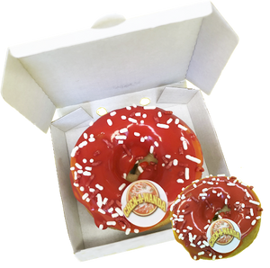 Mini Donut With Logo