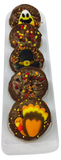 Chocolate Covered Oreos with Thanksgiving Toppers - Gift Box