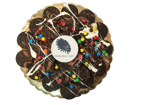 Oreo Cookie Stack Platter With Logo