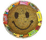 Cookie Cake with Candy Trim