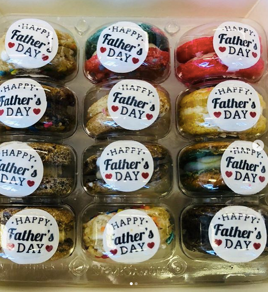 Father's Day Cookie Sandwich Assortment