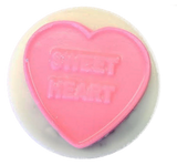 Conversation Heart Chocolate Covered Oreos