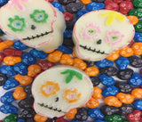 Chocolate Covered Oreo Mini Skulls