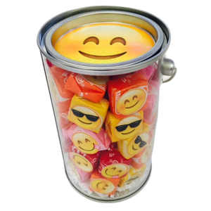 Starburst Jar w Logo/Emoji/Fortnite - Large