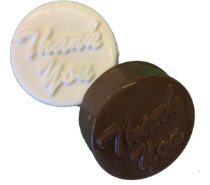 """Thank You"" Chocolate Covered Oreo Gift Box"