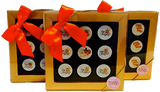 Mini Chocolate Covered Oreo Thanksgiving Gift Box