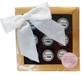 """Thinking of You"" Mini Chocolate Covered Oreos Gift Box"